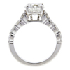 1.83 ct. Round Cut Solitaire Ring, G, I1 #4