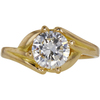 1.03 ct. Round Cut Solitaire Ring, I, VVS1 #3
