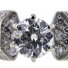 1.03 ct. Round Cut Solitaire Ring #4
