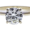 1.52 ct. Round Cut Solitaire Ring, L, SI2 #4