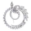 Marquise Cut Pendant Necklace, H-I, VS1-VS2 #2