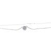 1.12 ct. Round Cut Pendant Necklace, H, SI1 #3