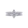 1.22 ct. Princess Cut Bridal Set Ring, F-G, SI1 #2