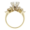 1.52 ct. Round Cut Solitaire Ring, J, I2 #4