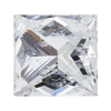 2.01 ct. Princess Cut Halo Ring #2