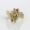 4.03 ct. Marquise Cut Solitaire Ring #1