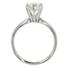 0.99 ct. Round Cut Solitaire Ring, G-H, I2 #4