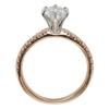 1.02 ct. Pear Cut Bridal Set Ring, I, VS2 #4