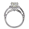 2.00 ct. Round Cut Bridal Set Ring #2
