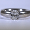 .70 ct. Oval Cut Solitaire Ring #2