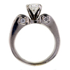 1.24 ct. Round Cut Solitaire Ring #3