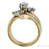 0.7 ct. Marquise Cut Bridal Set Ring, G-H, VS1-VS2 #3