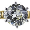 1.49 ct. Round Cut Bridal Set Ring, L, I1 #2