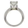 1.51 ct. Princess Cut Bridal Set Ring, I, SI2 #4