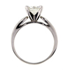 1.66 ct. Round Cut Solitaire Ring #4