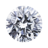 1.02 ct. Round Cut Solitaire Ring, E, I1 #1