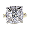2.02 ct. Radiant Cut Solitaire Ring #3