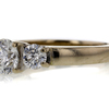 0.76 ct. Round Cut Solitaire Ring #1