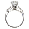 1.57 ct. Round Cut Solitaire Ring, G, VS2 #4