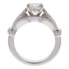 1.17 ct. Bridal Set Ring, K, SI1 #4