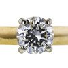 1.18 ct. Round Cut Solitaire Ring, I, SI1 #4