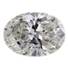 1.02 ct. Oval Cut 3 Stone Ring #4