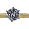 1.07 ct. Round Cut Solitaire Ring, I, I1 #3