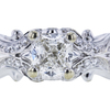 0.70 ct. Cushion Cut Solitaire Ring, H, VS2 #1
