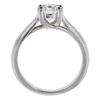 1.06 ct. Round Cut Bridal Set Ring, H, I1 #3