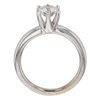 1.0 ct. Round Cut Solitaire Ring, E, SI2 #4