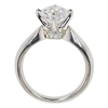 1.39 ct. Round Cut Solitaire Ring, D, VS1 #4