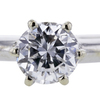 1.23 ct. Round Cut Solitaire Ring #4