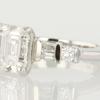 2.00 ct. Emerald Cut Ring #1