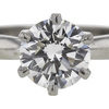 1.52 ct. Round Cut Solitaire Ring, H, VS2 #4