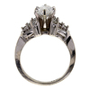 1.99 ct. Marquise Cut Solitaire Ring #3
