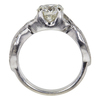 1.22 ct. Round Cut Solitaire Ring, K, SI1 #4