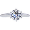 1.20 ct. Round Cut Solitaire Ring, I, VS2 #3