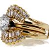 .92 ct. Round Cut Bridal Set Ring #3