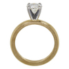 1.05 ct. Round Cut Solitaire Ring, L, VS1 #4