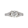 1.2 ct. Round Cut Solitaire Ring, J, SI2 #3