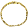 Round Cut Tennis Bracelet, I-J, SI2-I1 #1