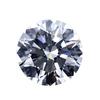 1.00 ct. Round Cut 3 Stone Ring, E, SI1 #1