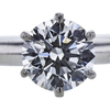 1.70 ct. Round Cut Solitaire Tiffany & Co. Ring, I, VS1 #4
