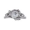 0.52 ct. Round Cut Solitaire Ring, D, VS2 #3