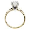 1.15 ct. Round Cut Bridal Set Ring, I, VS2 #2