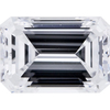 1.78 ct. Emerald Cut 3 Stone Ring #3
