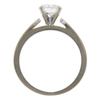 0.93 ct. Round Cut Solitaire Ring, J-K, I1 #3