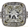 2.06 ct. Princess Cut Loose Diamond, K, VS1 #4