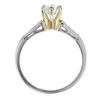 0.63 ct. Round Cut Solitaire Ring, F, VVS1 #2