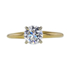0.75 ct. Round Cut Solitaire Ring, G, VS1 #2